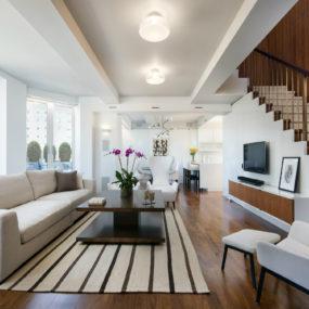 Keith Richards' Washington Square Penthouse 285x285 Celebrity Living: Luxury New York Penthouses