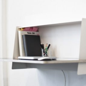 S01 – Studio Unieke 285x285 Best Wall Mounted Desk Designs For Small Homes