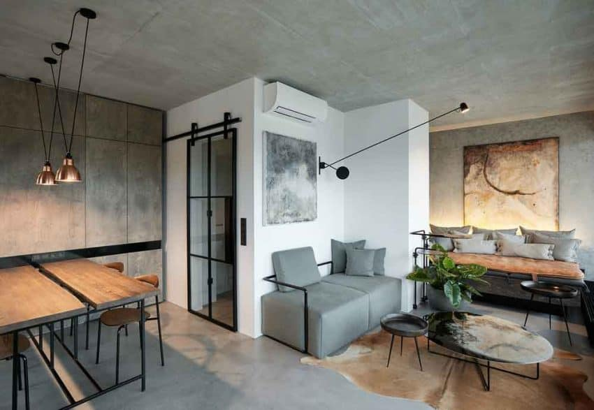 Loft Hřebenky by FormaFatal This Prague Loft Is Everything an Urban Dweller Could Dream Of