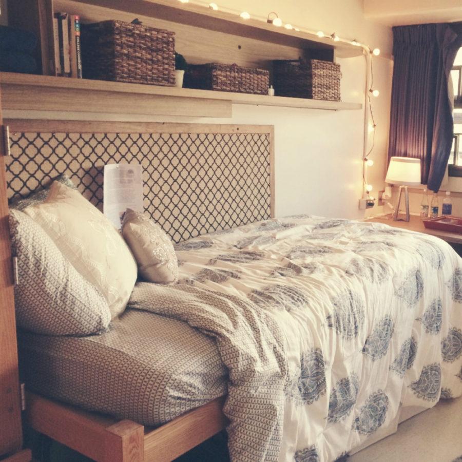 Dorm Room at the University of Hawai'i at Mānoa Hale Aloha Mokihana