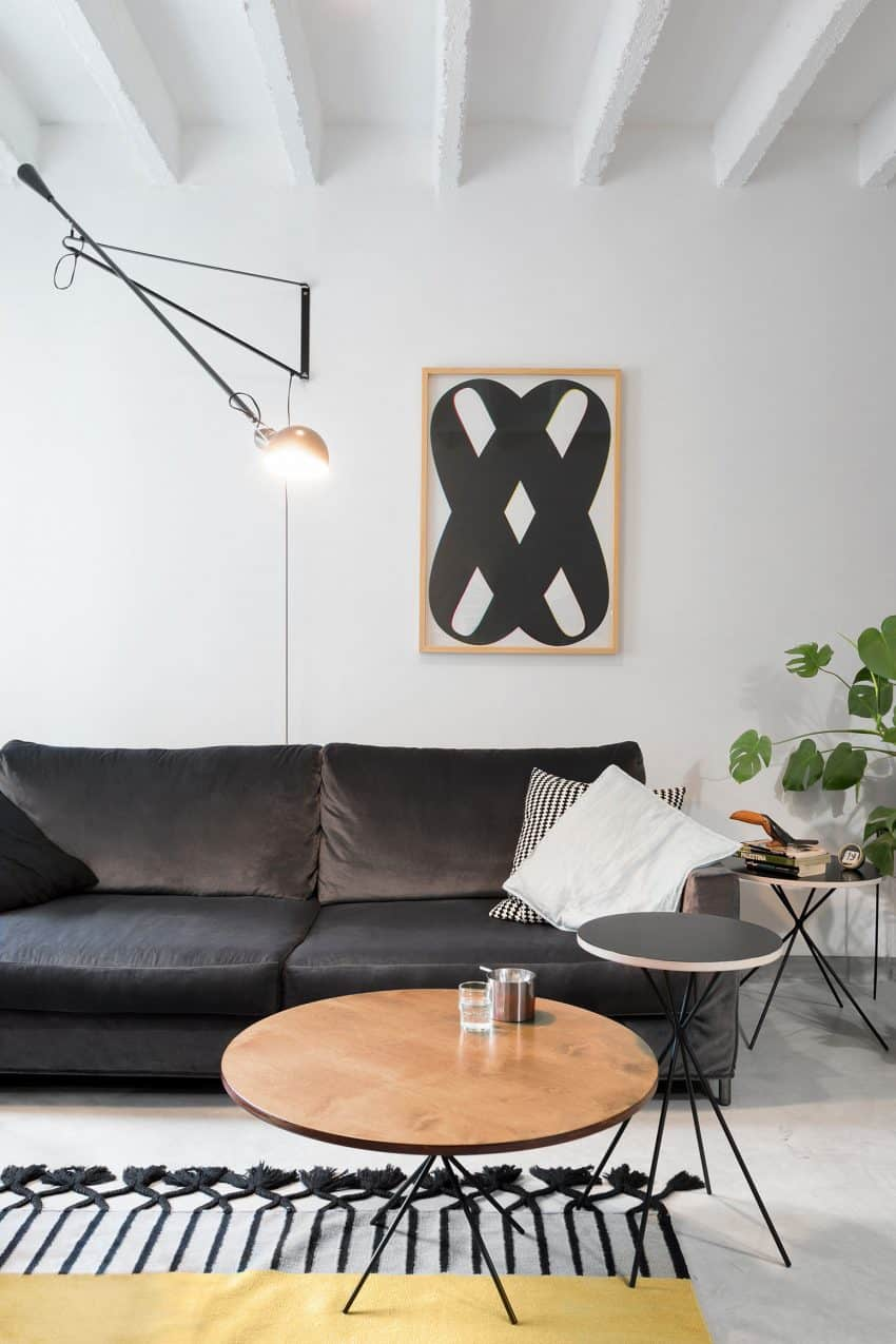 Katarina Igor's Home by Studio AUTORI Belgrade Couples Stylish Home Embodies Contemporary Cool