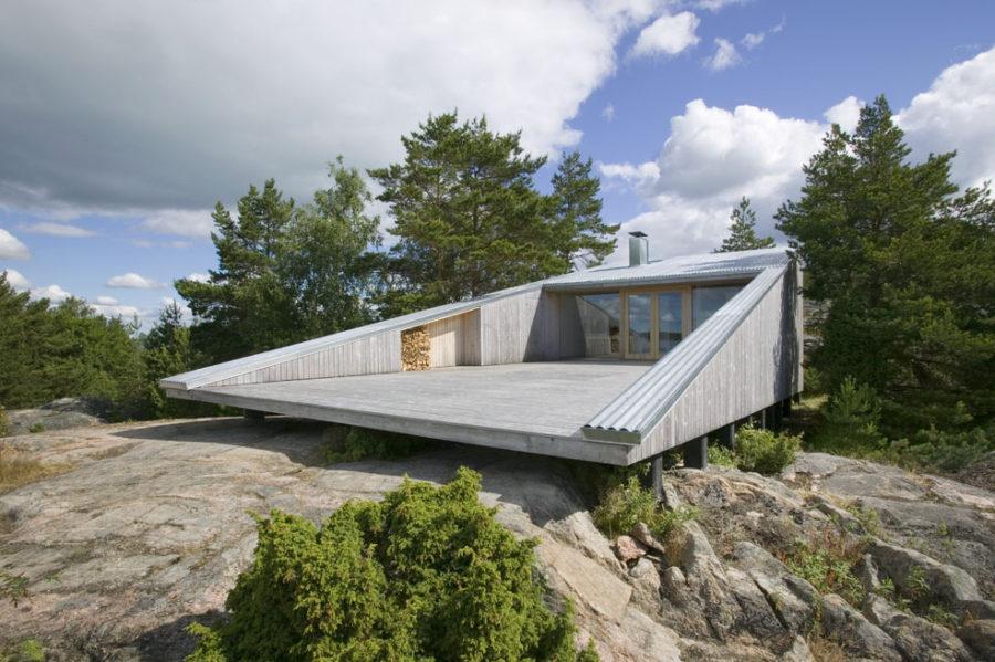 Villa Mecklin by Huttunen–Lipasti–Pakkanen Architects