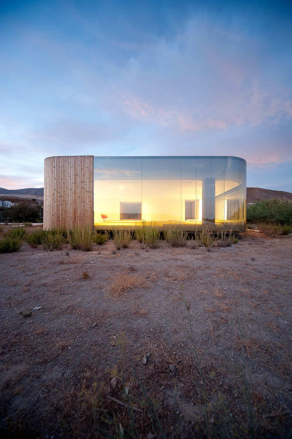 The Non Program Pavilion by Jesús Torres García • Architects