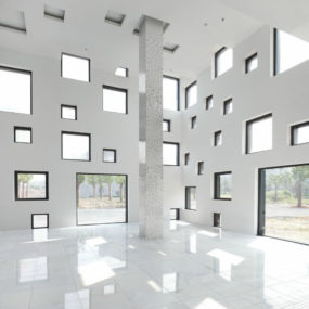 Modern Windows That Will Show You Whole World