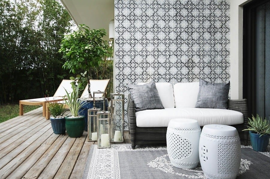 Don't Forget Your Outdoor Space