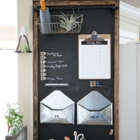 15 Different Command Center Ideas To Keep the Family Organized