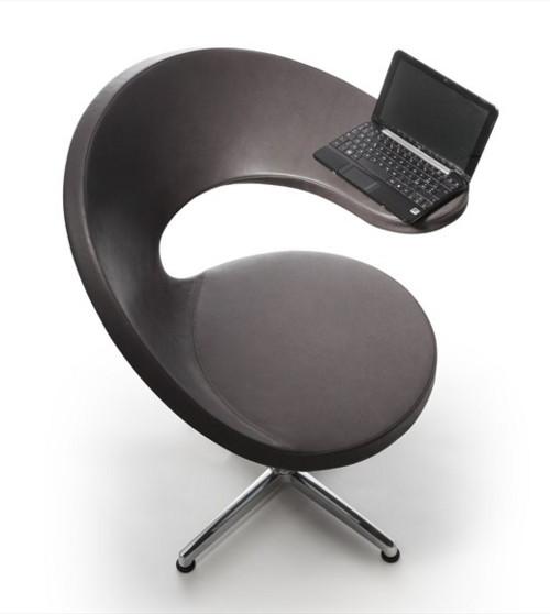 netbook lounge armchair rossin n@t 1