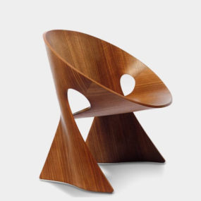 3 Dimensional Wood Furniture from Studio Schrofer Amazes and Delights