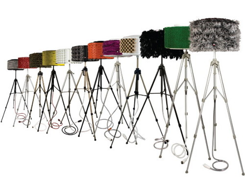 Repurposed Lighting   REWASHLAMP made of used washing machines