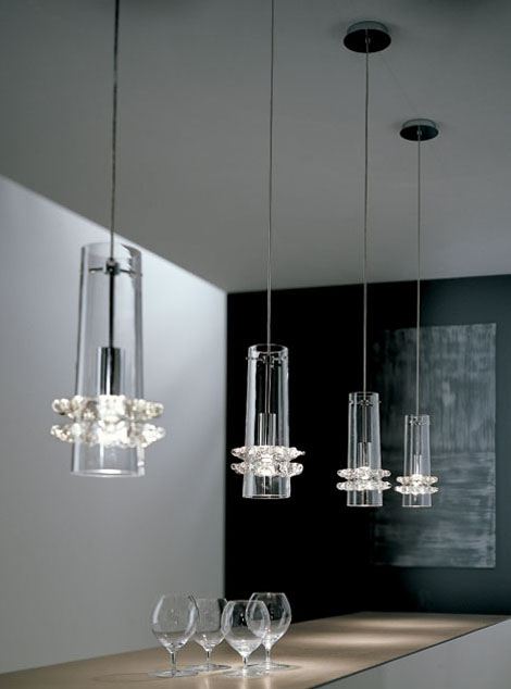 Contemporary Lighting From Studio Italia Design