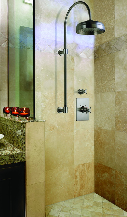 Sustainable Shower Systems   StyleTherm by California Faucets