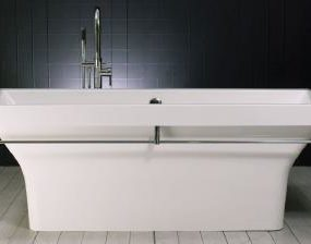 Capri Tub from Victoria & Albert – a contemporary freestanding tub