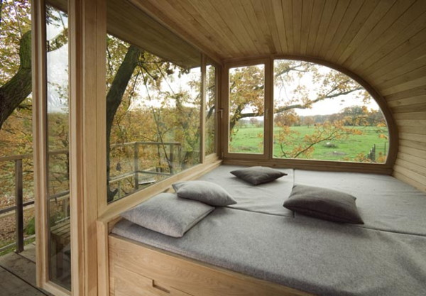 Uber Cool German Treehouse