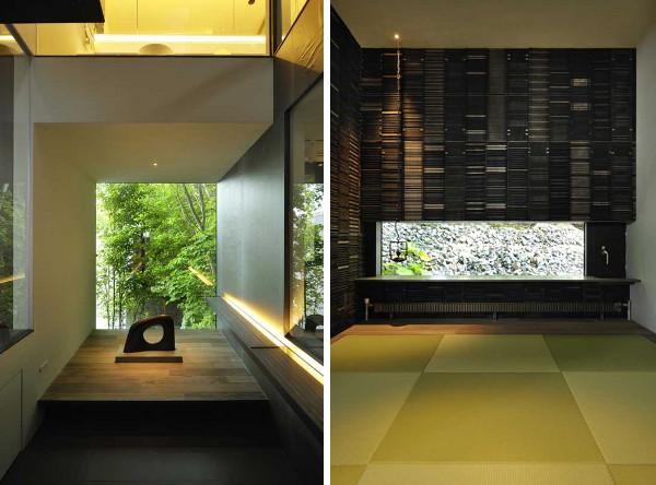 Japan modern architecture nakayama architects - Modern japanese interior design ...