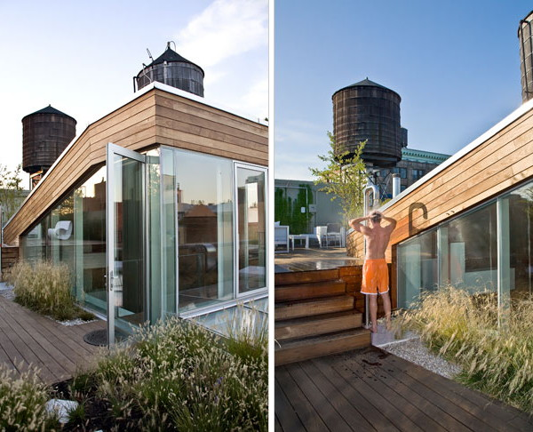 Modern penthouses in manhattan beckstedt1 30 beautiful - The penthouse apartment in kiev when nature meets modern ...