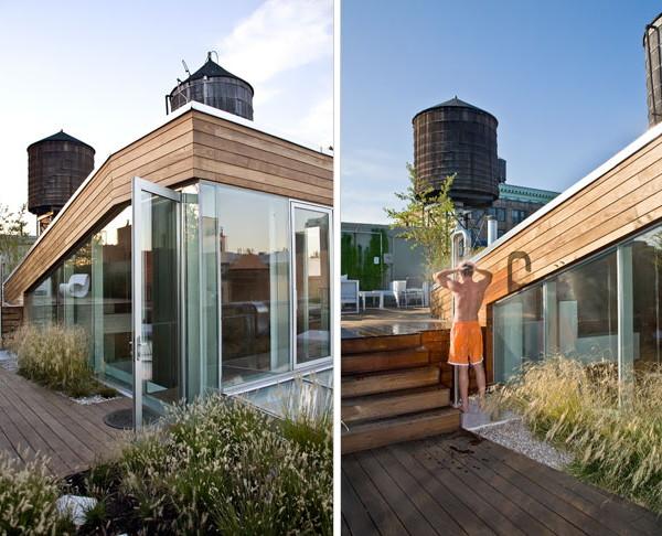 Modern Penthouses In Manhattan Beckstedt1 30 Beautiful Midcentury Bathroom Design Ideas Man9