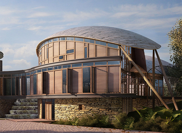 gyllehaugh residence 1