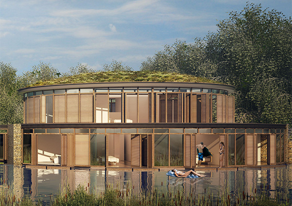 Sustainable House Design In Northumberland England