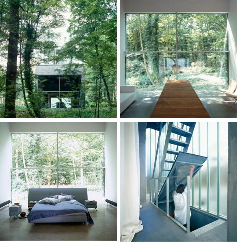 Repurposed Water Tower, Now a Modern House in Belgium