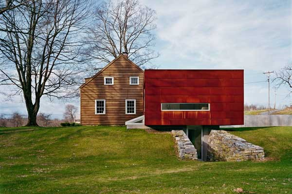 ten broeck cottage by messana o'rorke architects 7