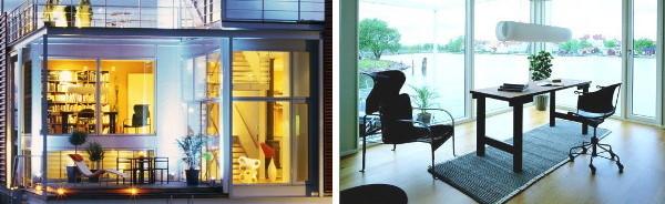 Modern Marine Home by Swedish Architect Staffan Strindberg