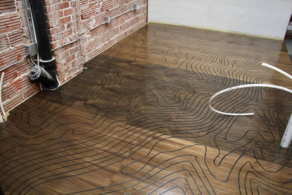 View in gallery cnc machine engraved floor kara paslay designs 7